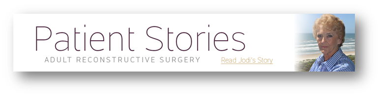 Jodi's Story - Robotic Assisted Surgery