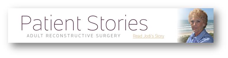 Jodi's Story - Robotic Assisted Surgery