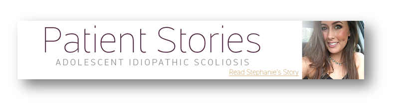 Stephanies Story - Adolescent Ideopathic Scoliosis