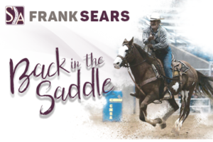 Frank Sears - Back in the Saddle