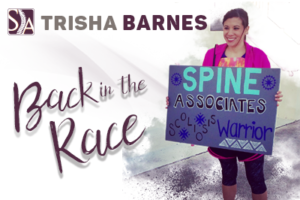 Trisha Barnes - Back in the Race